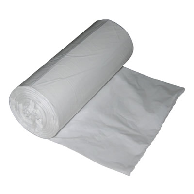 3 Mil Clear Contractor Bags 32 X 50 Case Of 20 Long