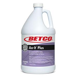 Betco AX-IT PLUS - Very Aggressive, No Rinse Stripper - Gallon
